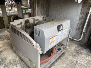 加圧給水ポンプの交換工事【給水設備/築15年マンション】